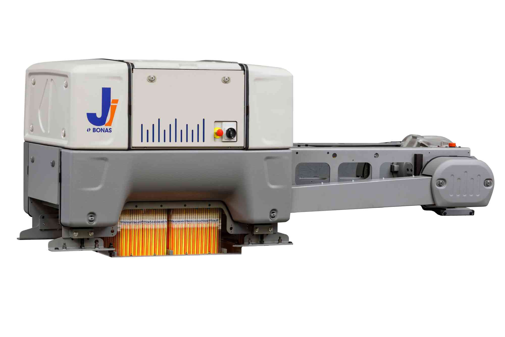 Jacquard machine covers for Asian market