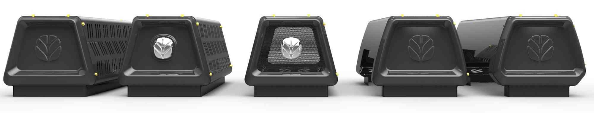 3D ontwikkeling en design voorstellen van metalen diepdruk onderdelen