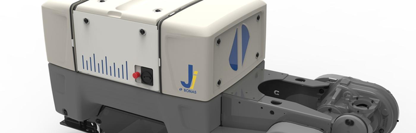 Behuizing Jacquard machine voor Aziatische markt