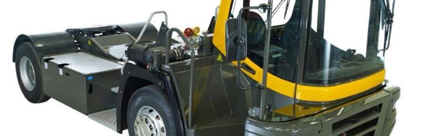 Habillage tracteur pour la distribution